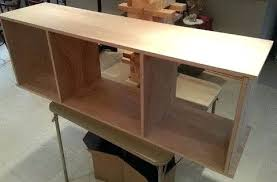 how to build a tv cabinet free plans build tv stand do it yourself entertainment stand 4 build tv cabinet