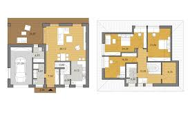 The O2 Floor Plan by Two Storey Family House O2 175 Djs Architecture