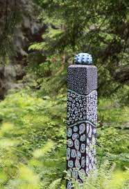 76 best pillars images on pinterest totem poles garden totems