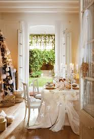 White Christmas Tree With Gold Decorations 215 Best Christmas Decoration Decoración Navidad Images On