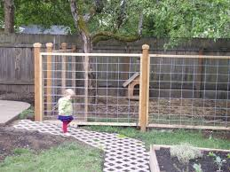 fence for dogs awesome dog fence ideas fenceblack welded wire
