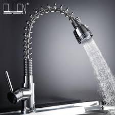 designer kitchen faucets 71 most designer kitchen faucets bridge rubbed bronze