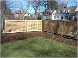 fence backyard ideas backyard fence ideas australia home outdoor decoration