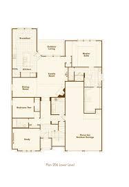 new home plan 206 in oak point tx 75068