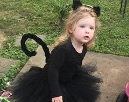 Halloween Costumes Etsy Black Cat Costume Etsy