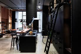design apartment riga open ad architecture and design creates an industrial chic