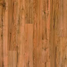 Laminate Flooring With Underpad Attached Pergo Xp Highland Hickory 10 Mm Thick X 4 7 8 In Wide X 47 7 8 In