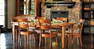 Canal Dover Furniture Solid Wood American Made Furniture To Last - American made dining room furniture