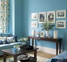 contemporary decoration blue living room decor luxurious and
