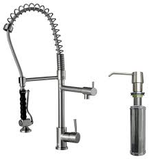 stainless steel pull kitchen faucet kitchen faucet stainless steel diferencial kitchen