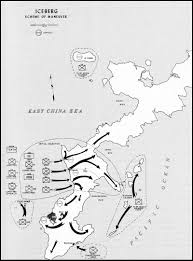 Okinawa Map Hyperwar Alligators Buffaloes And Bushmasters Part 8