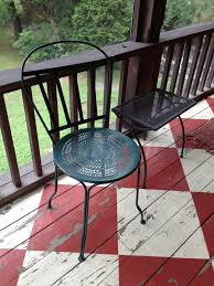 Painted Porch Floor Ideas by Red And White Painted Checkered Floor Loving This For A Half