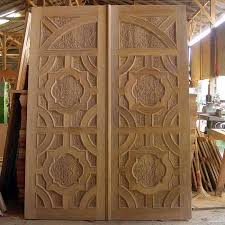 Carved Exterior Doors Door Oversize Radius Exterior Door Made In Solid