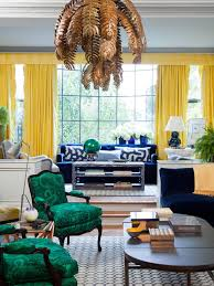 Gold And Blue Bedroom Gold And Blue Living Room Eclectic With Green Upholstery Lumbar