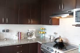 tiles backsplash dark kitchen backsplash ideas cabinet design