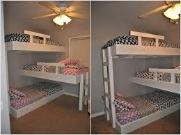 Diy Bunk Bed 10 Cool Diy Bunk Bed Designs For