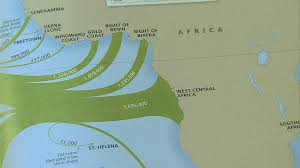 Map Of West Africa by West Central Africa Tracing African Roots