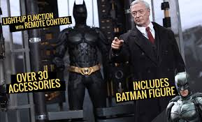 batman armory with alfred pennyworth sideshow collectibles