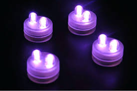 submersible led tea lights wedding led lights centerpieces party decoration sale birthday