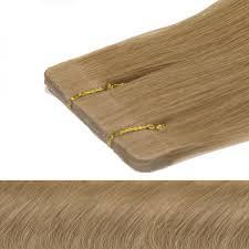 lcp extensions in tressen remy echthaar 50 cm 8 tressen je 4 gramm