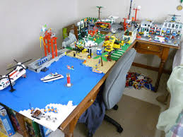 custom lego city update 4 plans for new table youtube