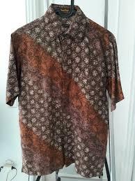 Toko Batik Danar Hadi jual beli kemeja pria batik danar hadi lengan pendek 2