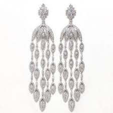 Diamond Chandelier Necklace Diamonds And Rhubarb French Jewelry Today Part 4 Van Cleef And