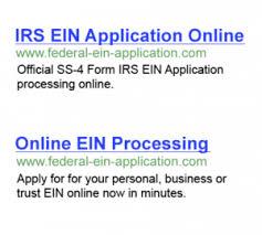 federal tin ein onlineein online