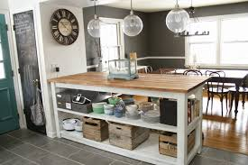 Diy Kitchen Island Pallet My Industrial Look Kitchen Island And That Time I Messed Up