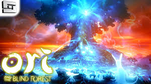 ori and the blind forest gameplay spirit tree e3 youtube