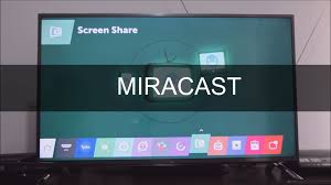 android miracast tv smartphones android usando miracast