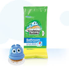 Upholstery Cleaning Wipes Scrubbing Bubbles Antibacterial Bathroom Wipes Scrubbing Bubbles