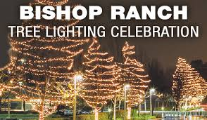 vacaville tree lighting 2017 bishop ranch tree lighting your town monthly