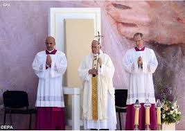 pope francis wyd krakow 2016 mass homily text