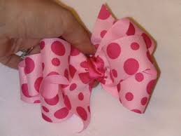 how do you make hair bows how to make hair bows for babies hair bow baby steps and pink