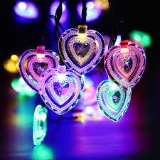 online get cheap heart solar lights aliexpress com alibaba group