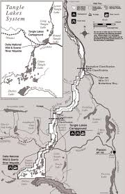 Map Of Alaska Rivers by Delta Wild U0026 Scenic River The Sights And Sites Of America