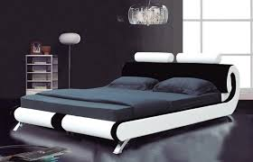 nice king size bed with memory foam mattress bed best bed frame