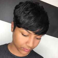 the best pixie cut for black hair 20 sassy and sexy black pixie cuts