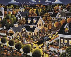 Halloween In The Usa Jigsaw Puzzle Seasonal Thumbnail Directory Page