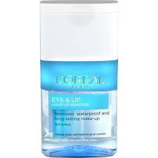 dermo expertise eye lip make up remover waterproof middot loreal
