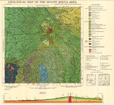 Kenya Africa Map by The Soil Maps Of Africa Display Maps