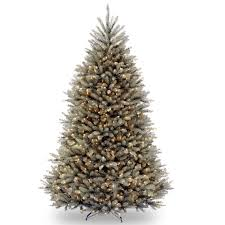 christmas tree artificial laurel foundry modern farmhouse green fir 7 5 hinged green