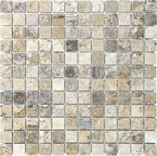 Picasso Laminate Flooring 1 Inch X 1 Inch Filled And Honed Picasso Mosaic Tile Rocks