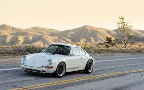 white porsche 911 2011 singer porsche 911 u2013 white u2013 super cars hd wallpapers