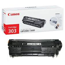 Toner Canon Lbp 2900 canon 303 black toner cartridge lbp 2900 3000 buy canon 303 black