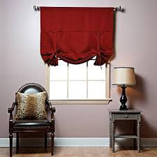 Tie Up Curtain Shade Tie Up Curtain