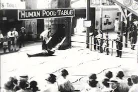 Human Pool Table by Whirl Pool Stock Footage Video Shutterstock