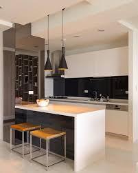 Dining Room Kitchen Modern Kitchen And Dining Room Design Kitchen Design Ideas