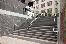 Handrails Outdoor Ideas For Handrails Handrails In Various Materials For